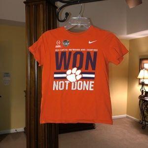 Nike Clemson Tigers Tee